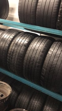 275 55 20 goodyear full set Vaughan, L4L 3T4
