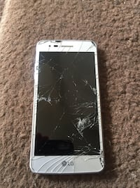 lg aristo for sale screen needs to be fixed  Moreno Valley, 92557