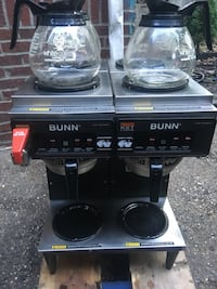 BUNN DUAL COMMERCIAL COFFEE MACHINE  New York, 10473
