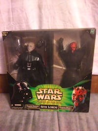 STAR WARS Power of the Jedi action figures Las Vegas, 89122
