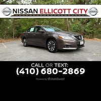 2016 Nissan Altima 2.5 SV Ellicott City