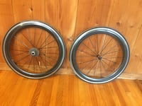 Carbon fiber road bike wheels Kent, 06757
