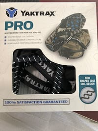 Yaktrax Pro - Never Used! Centreville, 20120