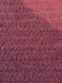 Wool Area Rug Carpet Hand Woven Braided 4 x 6 St Paul