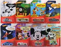 Hot Wheels Disney Mickey Mouse Complete Set of 8 Oklahoma City, 73159