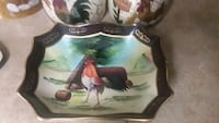 Beautiful Rooster Bowl Terry, 39170