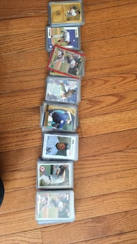 baseball trading card collection Rockville, 20853