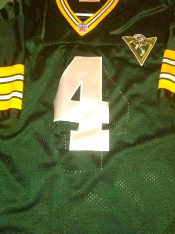 new style e1c9b 356a2 Brett Favre Packers 75th Anniversary Jersey