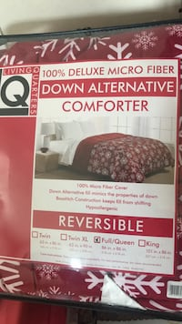 Alternative down comforter snowflake  West Mifflin, 15122