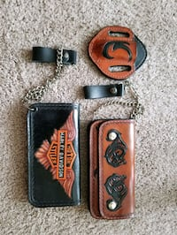 Biker wallets Harley Davidson  Ellicott City