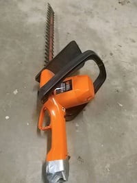 Black and decker hedge trimmer Mount Airy, 21771
