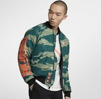 JORDAN FLIGHT JACKET FOR THE CITY OF FLIGHT Toronto, M1L 1L3
