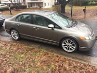 Gray 4door Honda Civic Germantown, 20876