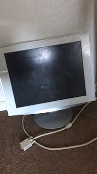 gray flat screen computer monitor San Benito, 78586