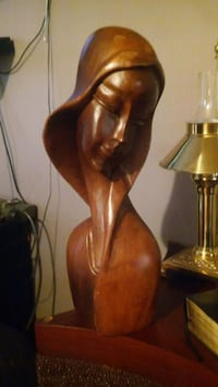 """"""""""" carving (maple) Knoxville"""