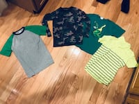 Boys surfer style clothes  418 mi