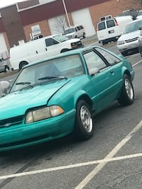 Ford - Mustang - 1993 Gaithersburg, 20879