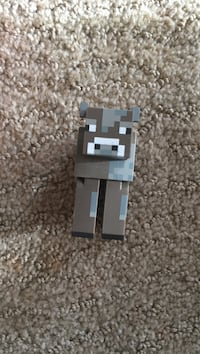Minecraft character toy miniature West Vancouver, V7T 1T4