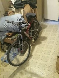 21speed paddle bicycle in good shape  540 mi