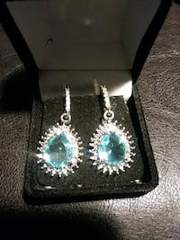 925 Sterling Silver and gemstone earrings Pueblo West, 81007