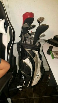 TaylorMade (Full) Golf Set Rosenberg