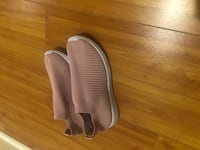 Casual pink shoes size 8  Vancouver, V6Z 2N2