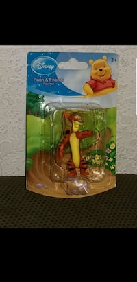 """2015-2016 Winnie the Pooh """"Tigger"""" Figure Toy Coll Dover, 33527"""