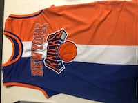 NBA New York Knick's Jersey  College Park, 20740
