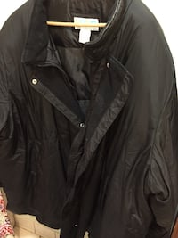 Black Women's Winter Coat