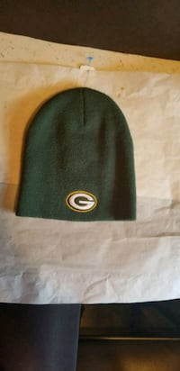 Green Bay Packers Beanie - Authentic NFL Gear - Ex Waldorf, 20602