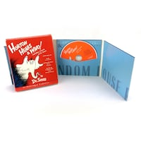 Horton Hears A Who CD Audiobook Dr Seuss 3 Books In 1 Set Read By Celebrities Port Colborne