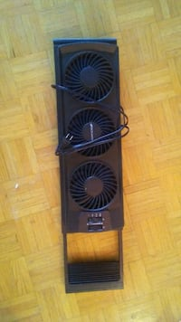 fan for window