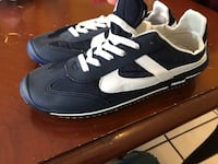 Panam tennis shoes from Mexico never used size 6 mans 2316 mi