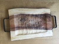 Elegant Wooden Cutting Board Vancouver