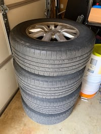 Odyssey rims and tires cheap!