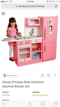Brand New! Never used Disney Kitchen Set Fairfax, 22031