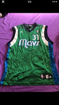 Dallas maverick throwback jersey  Bowie, 20716