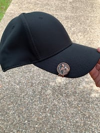Golf Ball Marker. Magnetic Hat Clip