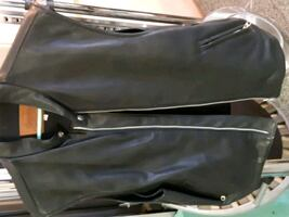 Brand new leather vest extra large never been worn