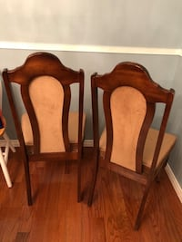 Chairs $75 each or both for $100 Brampton, L7A 0G6