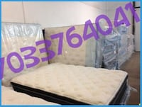 Every Queen Mattress Set 50-70% Off ASHBURN