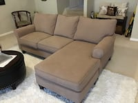 Beautiful Home Goods Taupe color sofa in non smoking  free and no pet free Frederick, 21702