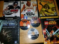 Lot of gamecube games Trumbull County
