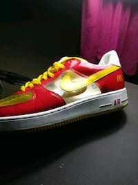McDonalds air force 1 Modesto, 95351
