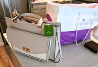 Kate Spade beige bag Brand New  Mississauga