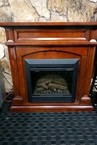 Fireplace Wood electric insert with remote Woodbridge Township, 07095