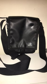 Black the north face backpack Toronto, M3A 3K8