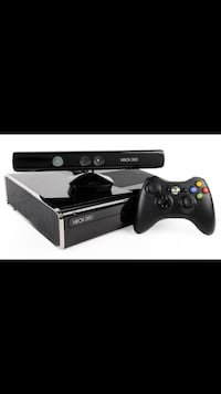 Black xbox 360 console with controller Newburgh, 12550