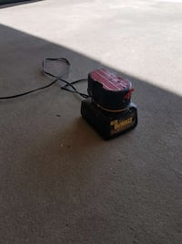 black DeWalt corded home appliance Edmonton, T6T 0B3