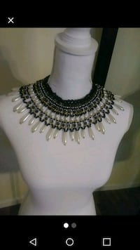 Tribal Bib Necklace